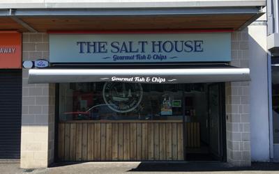 The Frying Squad Bangor Cookstown Belfast The Salt